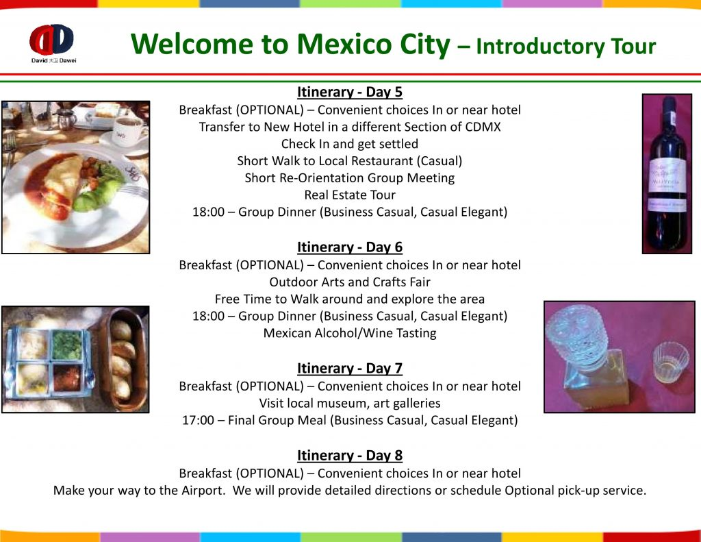 Welcome to Mexico City – Introductory Tour - Page 3